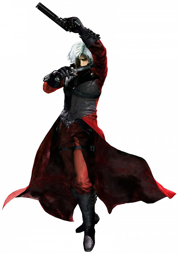 Devil May Cry, Dante - desktop wallpaper