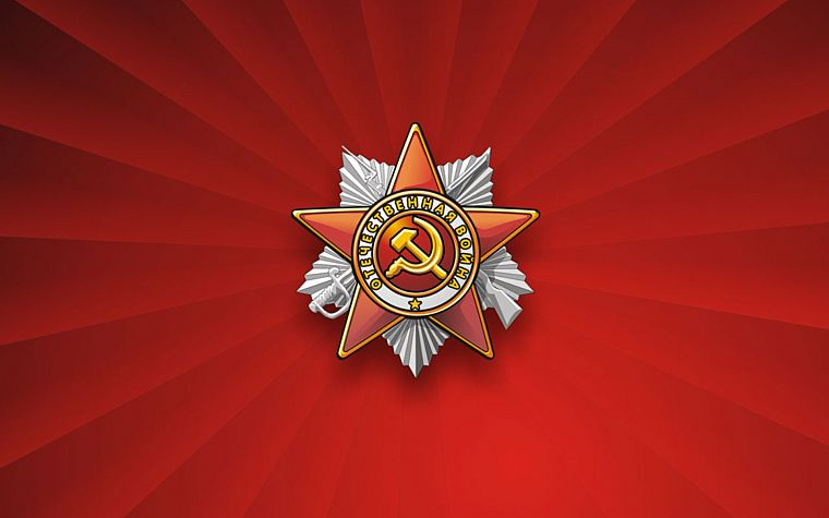 communism, Communist, hammer, sickle - desktop wallpaper