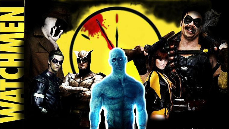 Watchmen, movies - desktop wallpaper