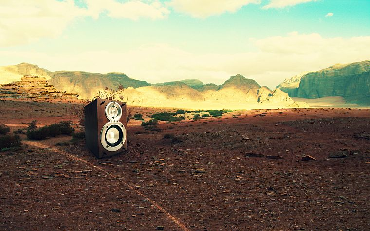 music, deserts, speakers, Aardvark - desktop wallpaper