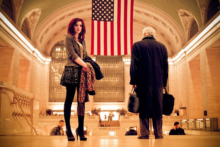 Susan Coffey, New York City, American Flag - desktop wallpaper
