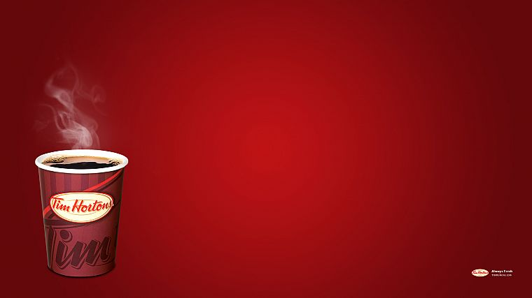coffee, Canada, Tim Hortons - desktop wallpaper