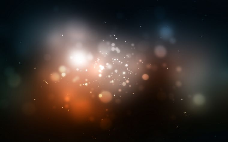 abstract, bokeh - desktop wallpaper