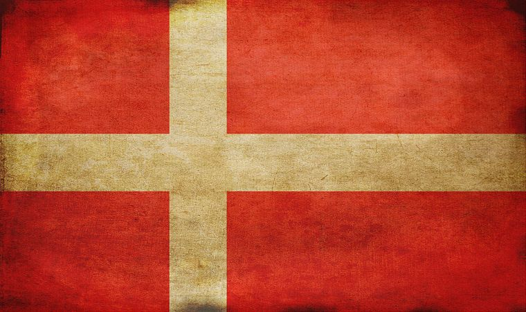 flags, Denmark - desktop wallpaper