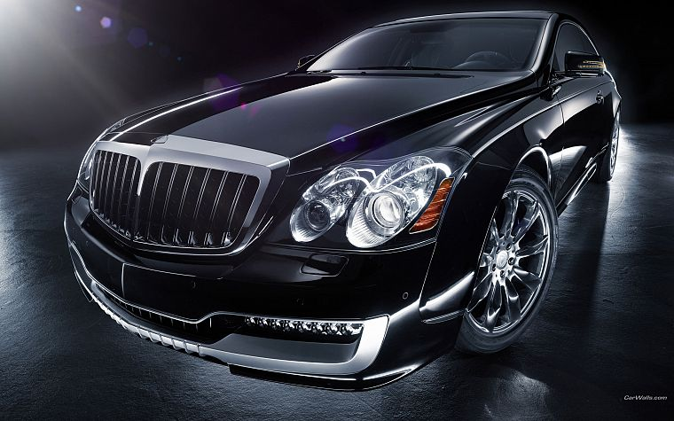 cars, Maybach - desktop wallpaper
