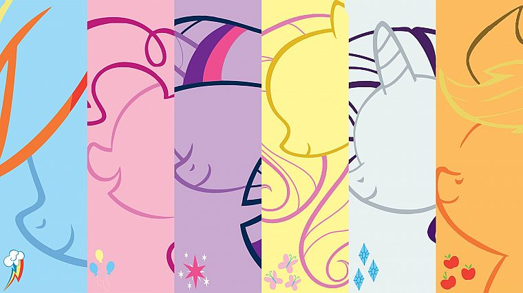 My Little Pony - desktop wallpaper
