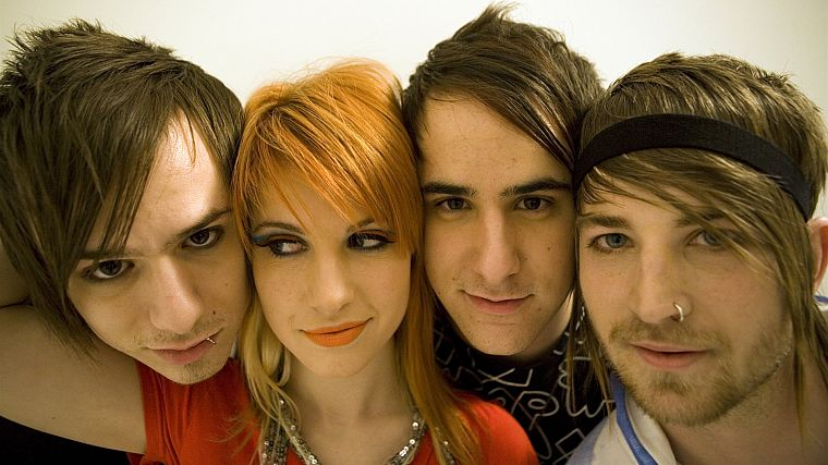 Hayley Williams, Paramore, music, celebrity, singers, bands - desktop wallpaper