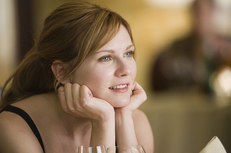 women, Kirsten Dunst - desktop wallpaper