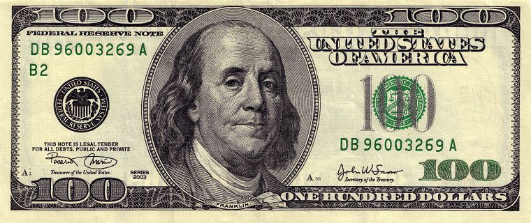 money, dollar bills, Benjamin Franklin - desktop wallpaper