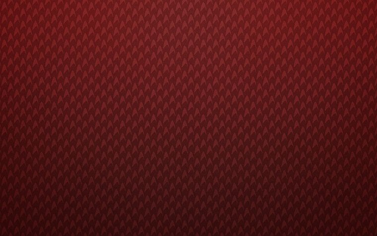 red, patterns, textures, backgrounds, Star Trek logos, triangles - desktop wallpaper