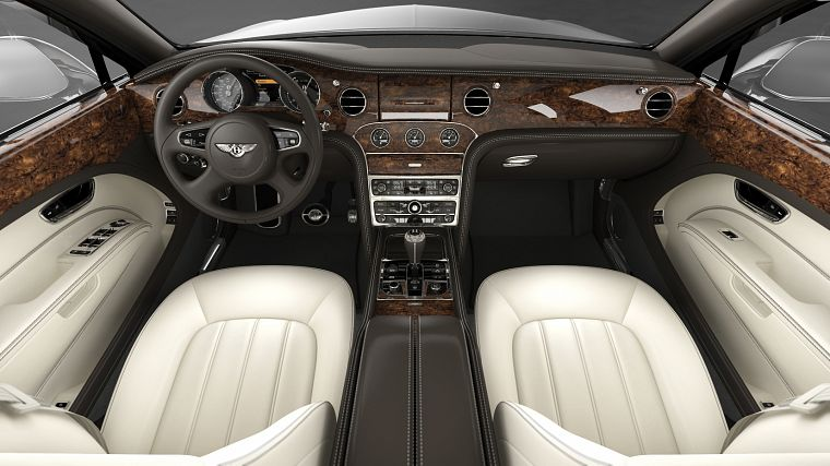 cars, interior, Bentley - desktop wallpaper