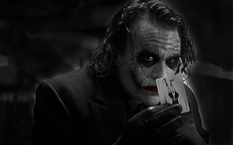 Movies The Joker Heath Ledger The Dark Knight Free Wallpaper Wallpaperjam Com