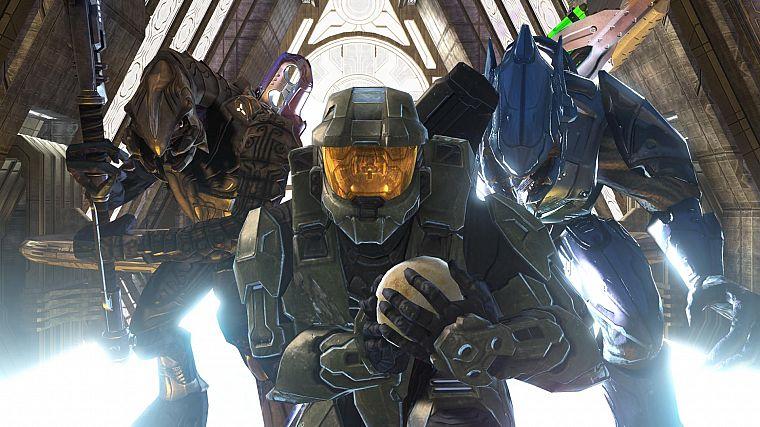 Halo Master Chief Elite Arbiter