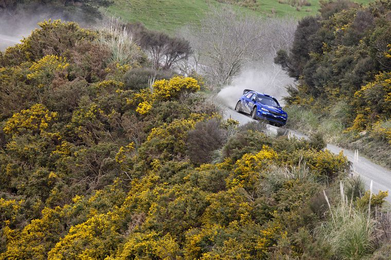 rally, Subaru Impreza WRC, racing, rally cars, racing cars - desktop wallpaper