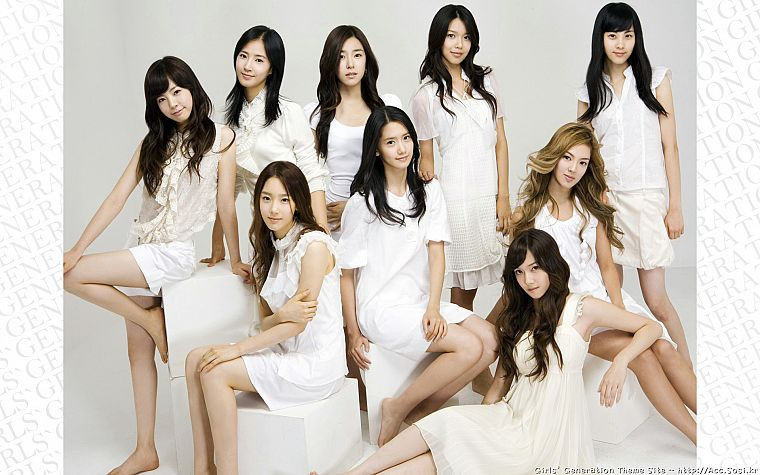 brunettes, legs, women, Girls Generation SNSD, celebrity, barefoot - desktop wallpaper