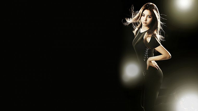 women, Girls Generation SNSD, celebrity, Seohyun, singers - desktop wallpaper