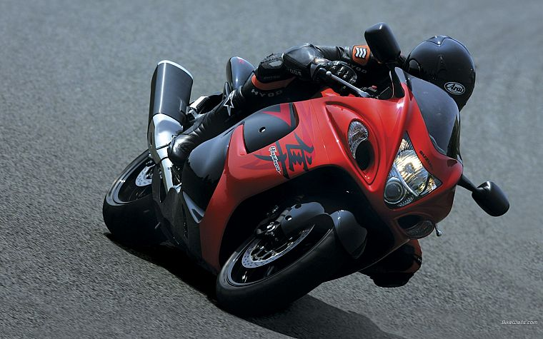Suzuki, vehicles, 2008, Suzuki Hayabusa GSX1300R, motorbikes, motorcycles - desktop wallpaper