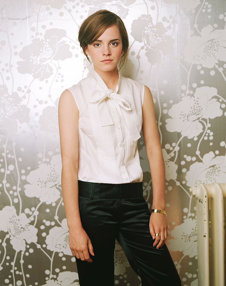 women, Emma Watson - desktop wallpaper