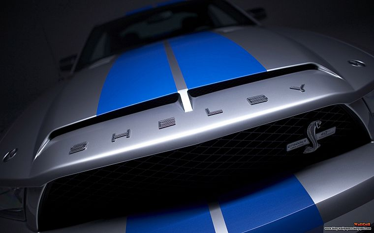 cars, Ford Mustang Shelby GT500KR - desktop wallpaper