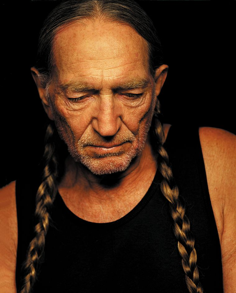 Willie Nelson, singers - desktop wallpaper
