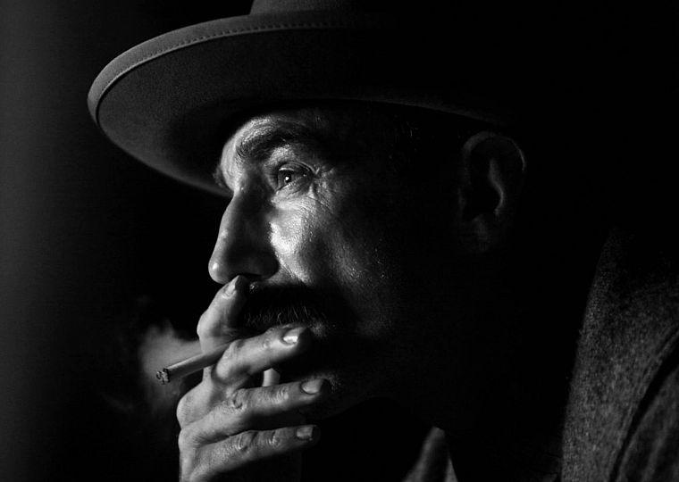 Smoking Men Actors Daniel Day Lewis Portraits