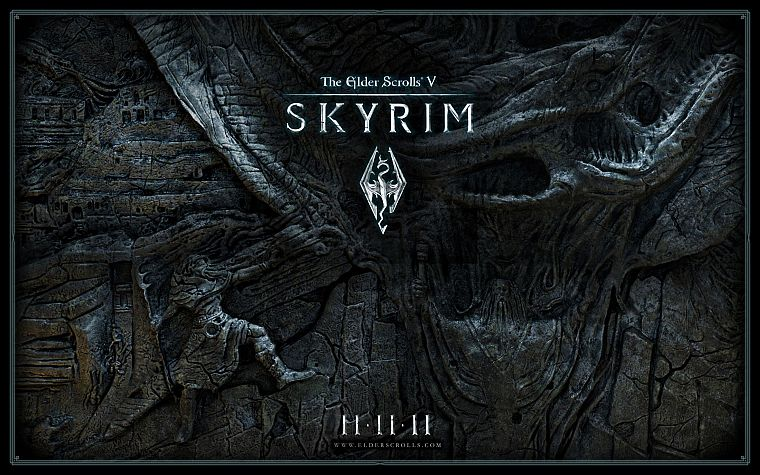 The Elder Scrolls V: Skyrim - desktop wallpaper