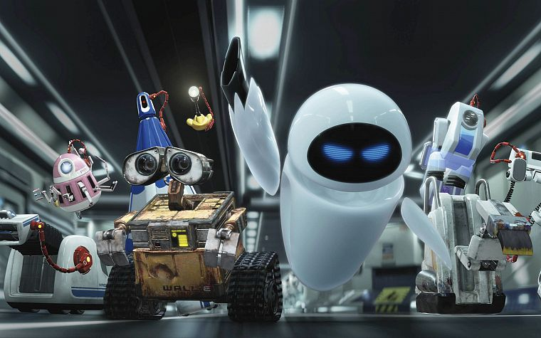 Wall-E - desktop wallpaper