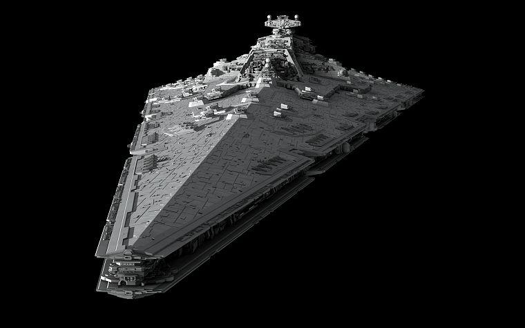 Star Wars Destroyer Spaceships Digital Art Imperial Free Wallpaper Wallpaperjam Com