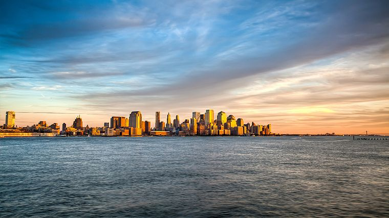 cityscapes, buildings, New York City, cities - desktop wallpaper