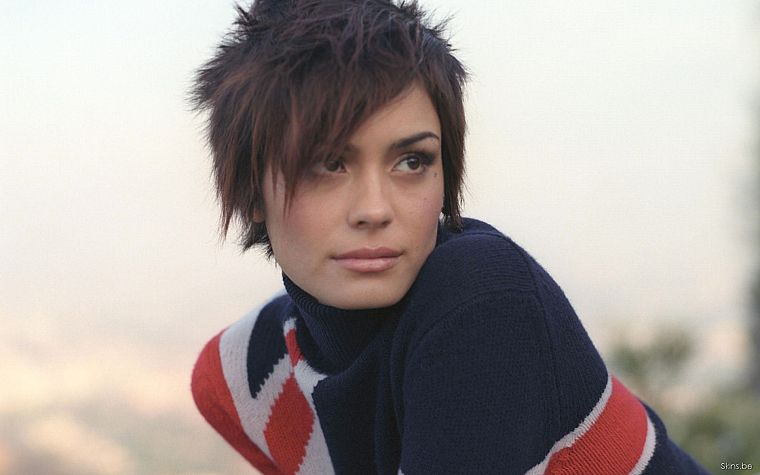 women, celebrity, Shannyn Sossamon - desktop wallpaper