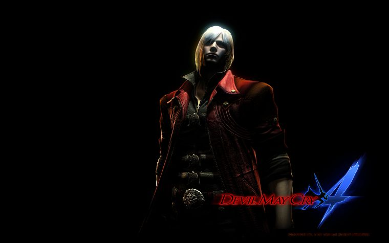 Devil May Cry - desktop wallpaper