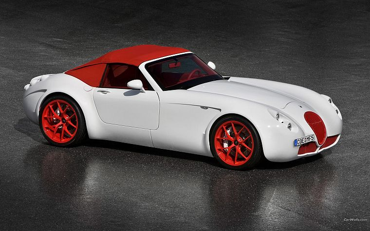 vehicles, supercars, Wiesmann, Wiesmann Roadster MF5 Limited Edition - desktop wallpaper