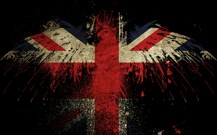 Britain, Union Jack, Union Flag - desktop wallpaper