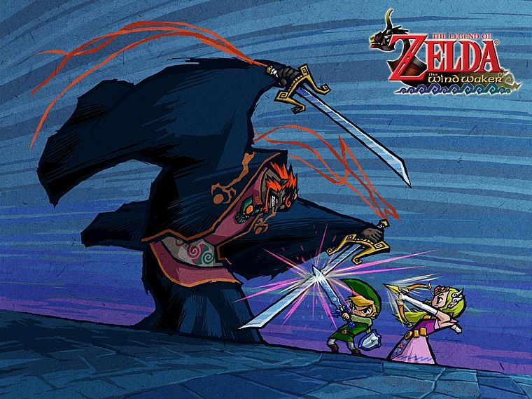 Link, The Legend of Zelda, The Legend of Zelda: The Wind Waker - desktop wallpaper