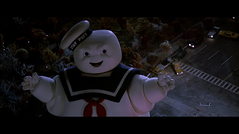 Ghostbusters, Stay Puft Marshmallow Man - desktop wallpaper