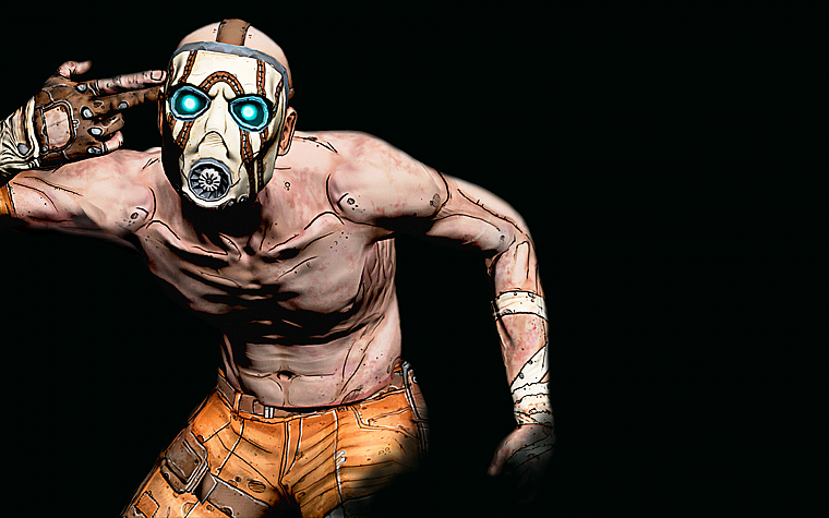 Borderlands, vilains - desktop wallpaper