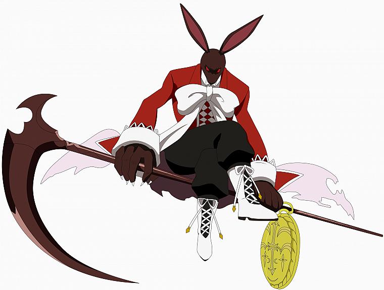 Black Blood Scythe Alice Rabbits Pandora Hearts Anime