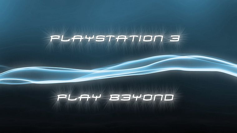 PlayStation - desktop wallpaper