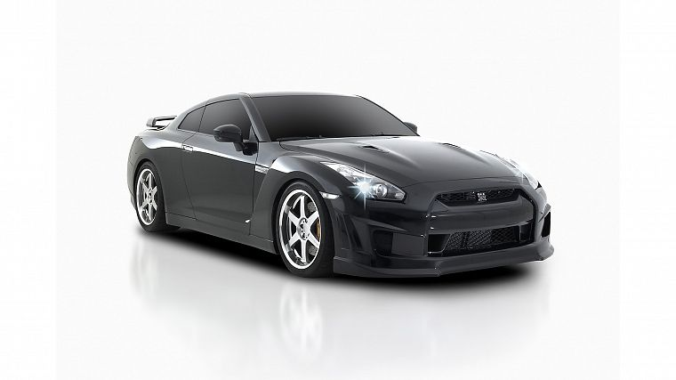 cars, Nissan, vehicles, Nissan GT-R R35 - desktop wallpaper
