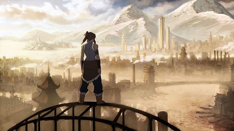 Cartoons Avatar The Last Airbender Free Wallpaper