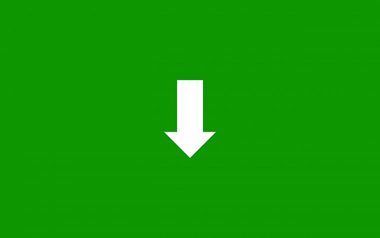 green, minimalistic - Free Wallpaper / WallpaperJam.com