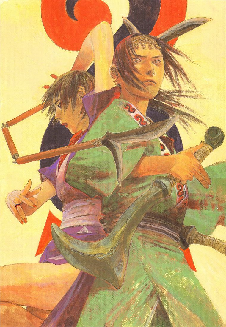 Blade Of The Immortal Hiroaki Samura Free Wallpaper