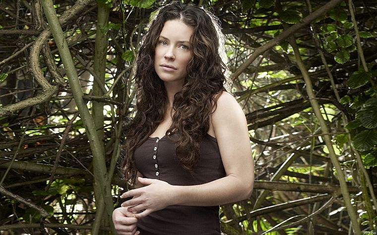 women, Evangeline Lilly, Lost (TV Series) - desktop wallpaper