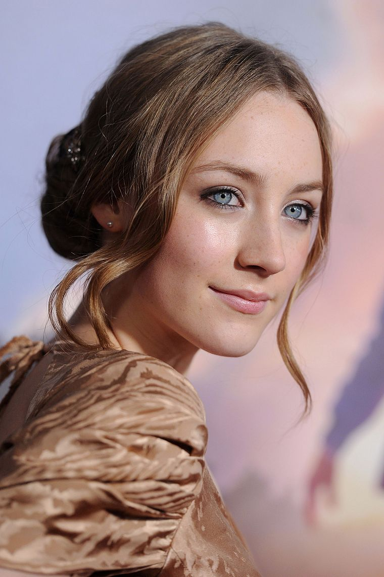 women, actress, Saoirse Ronan - desktop wallpaper