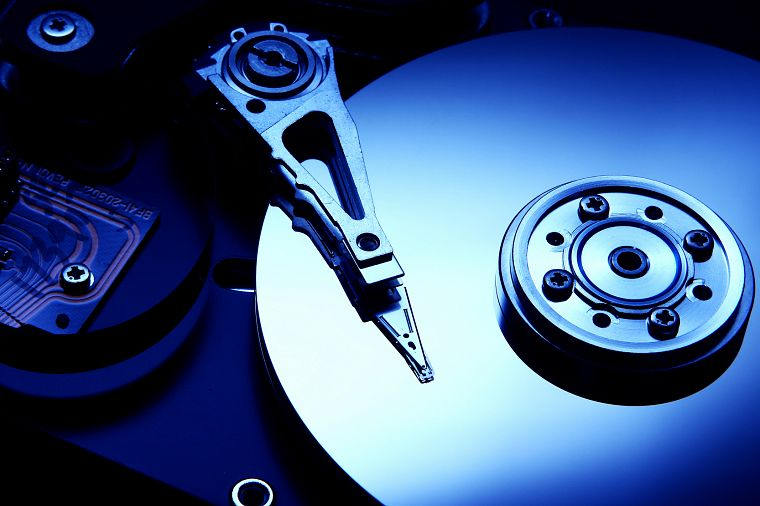 technology, hard disk drive - desktop wallpaper