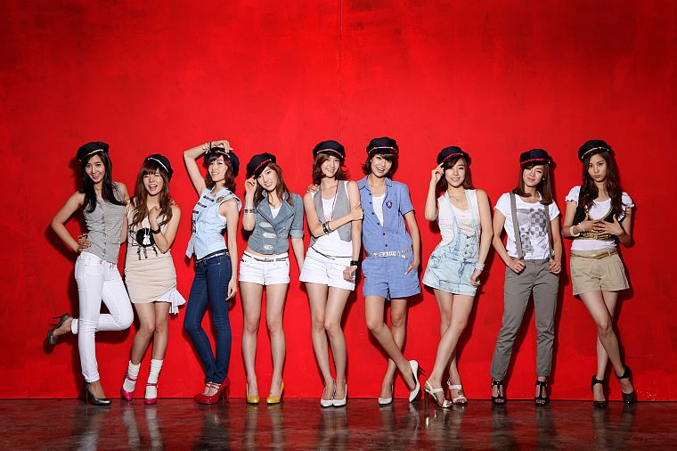 women, Girls Generation SNSD, celebrity, high heels, Seohyun, singers, Jessica Jung, Kim Taeyeon, Kwon Yuri, Im YoonA, Kim Hyoyeon, Choi Sooyoung, Lee Soon Kyu, hats, Tiffany Hwang - desktop wallpaper