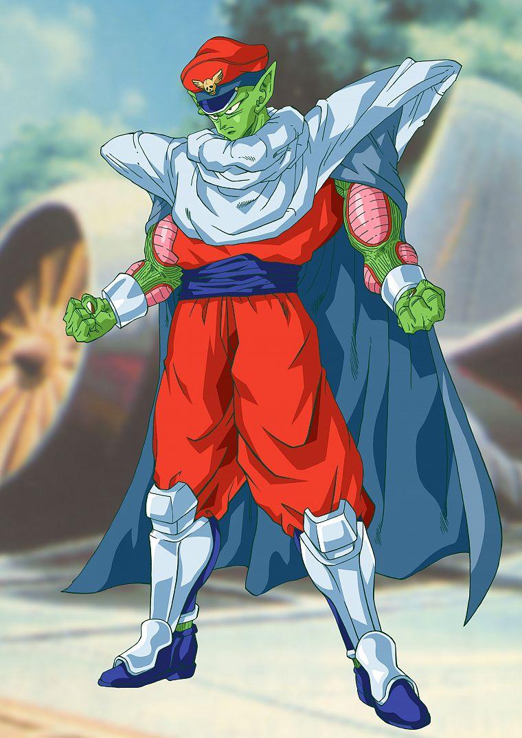 Piccolo Dragon Ball Z M Bison
