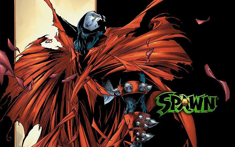 Spawn - desktop wallpaper