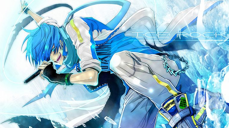 Vocaloid, Kaito (Vocaloid) - desktop wallpaper