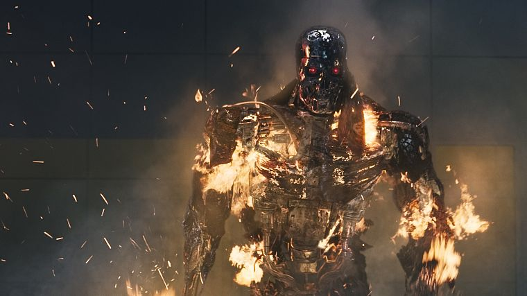 Terminator, movies, Terminator Salvation - desktop wallpaper